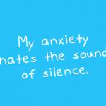 anxious silence