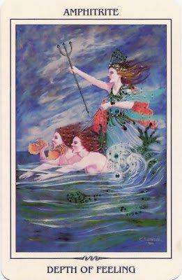 Goddess Wisdom: Amphitrite's Story