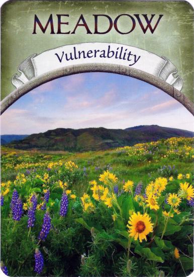 This Week's Oracle: Be Vulnerable