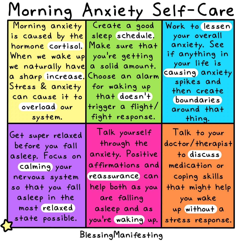 morning anxiety