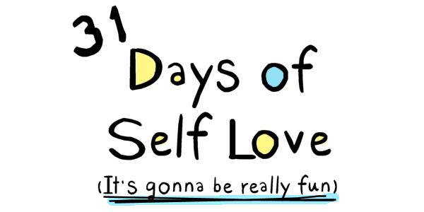 31days of self love