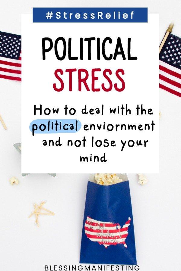 political stress