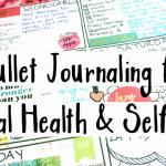 mental health bullet journaling