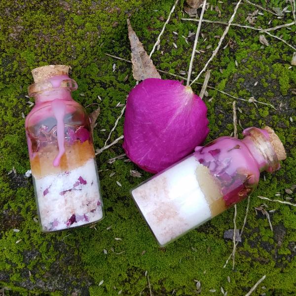 self-love spell bottle