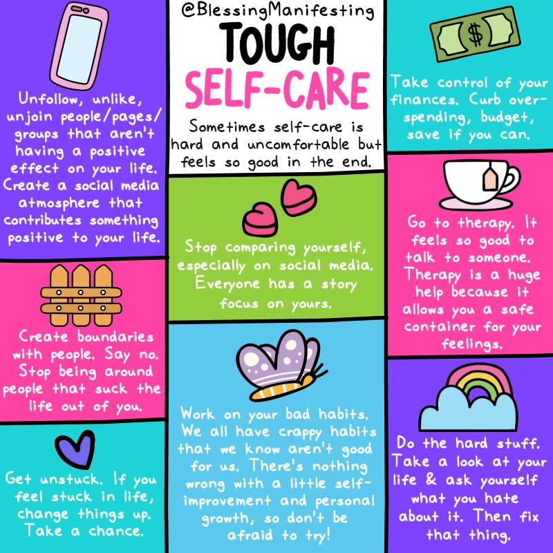 tough self-care