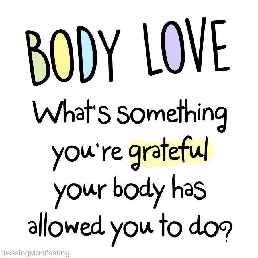 body love challenge