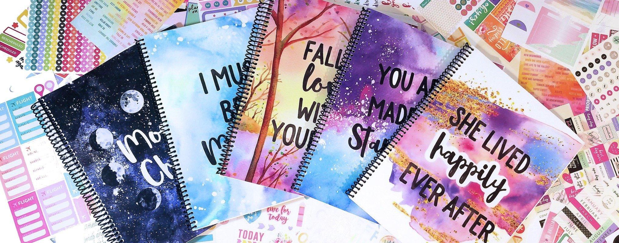 self-love workbook planner