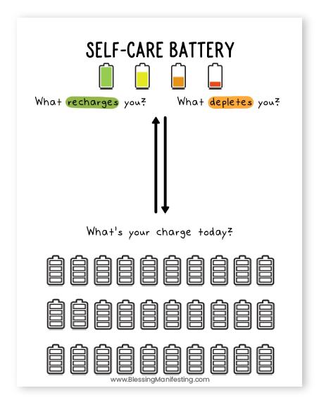 self-care battery