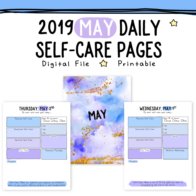 may self-care