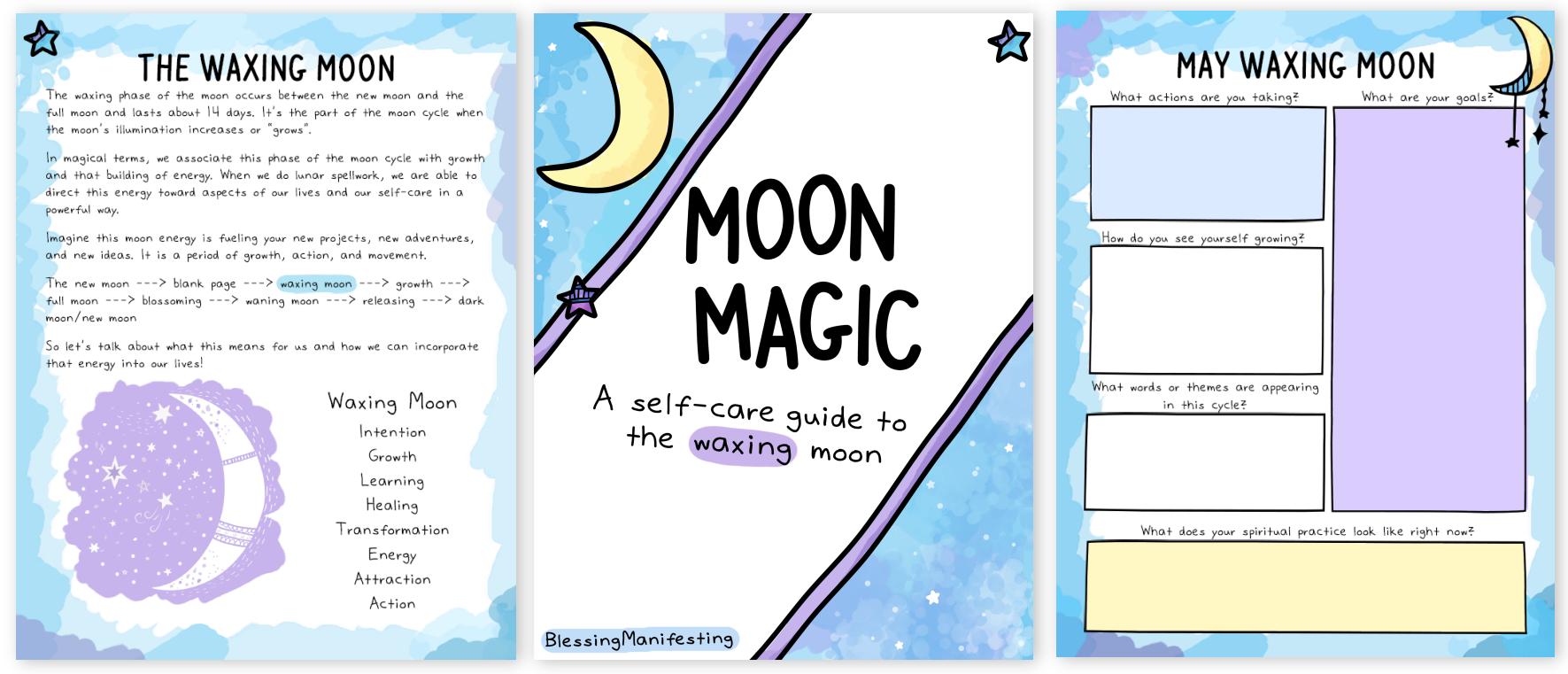 moon self-care