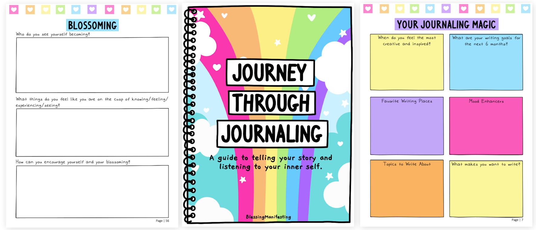 Journey through Journaling