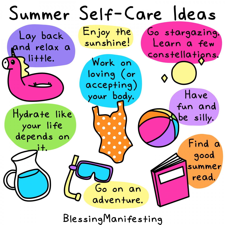 simmer self-care