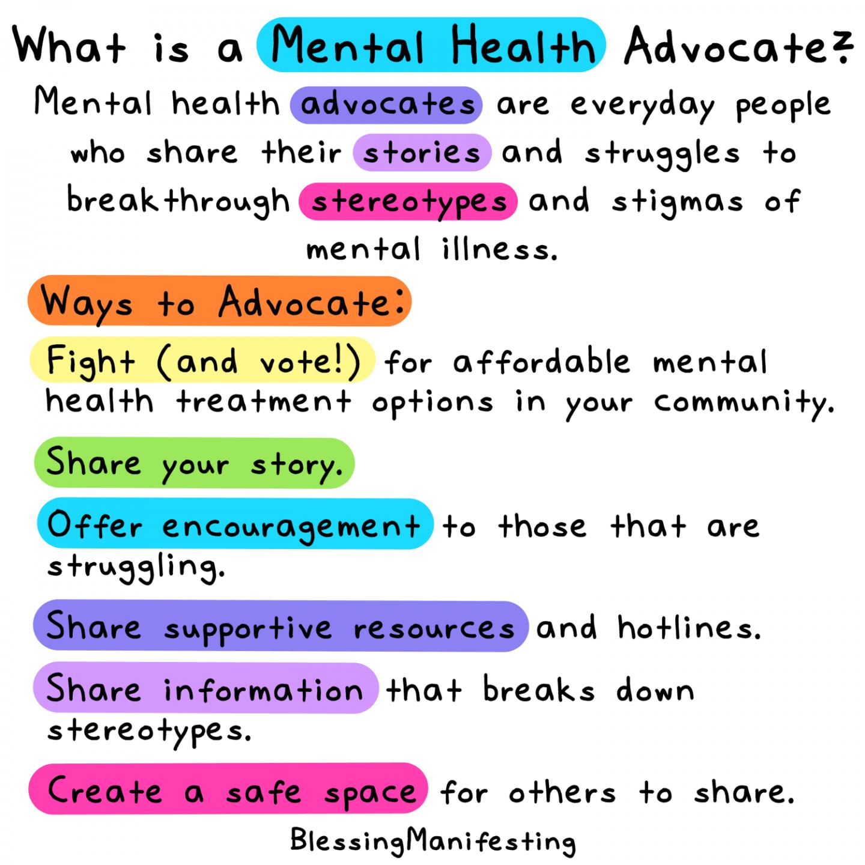 Mental Health Advocate